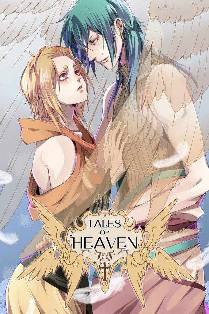 Tales of Heaven Cover The Yaoi Army