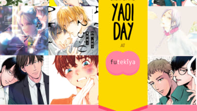 "Photo of futekiya Celebrates ""Yaoi Day"" with 27 New Manga Licences"