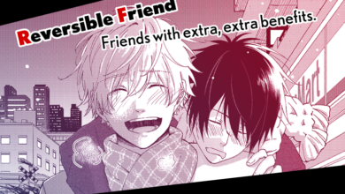 Reversible Friend header