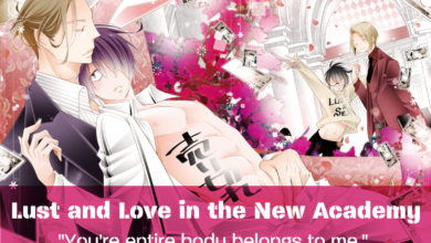 Photo of Lust and Love in the New Academy