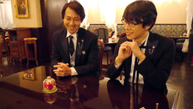 Photo of Exclusive Interview with Swallowtail Butlers Iori and Kagawa