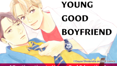 Photo of YOUNG GOOD BOYFRIEND