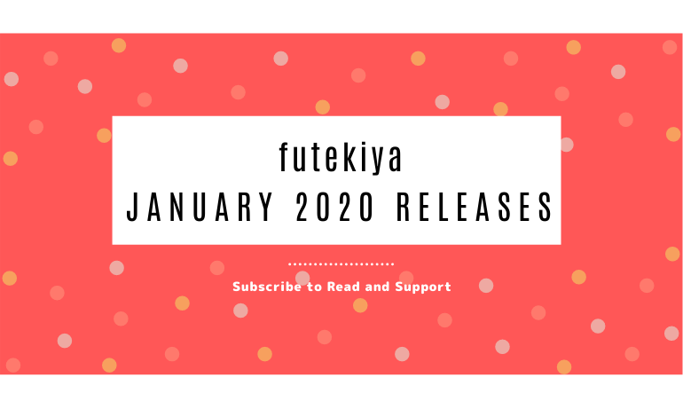 Photo of futekiya January 2020 Boys' Love (BL) Manga Releases!