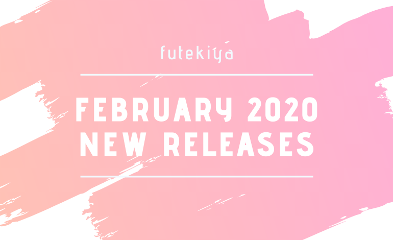 Photo of futekiya February 2020 New BL Manga Releases!