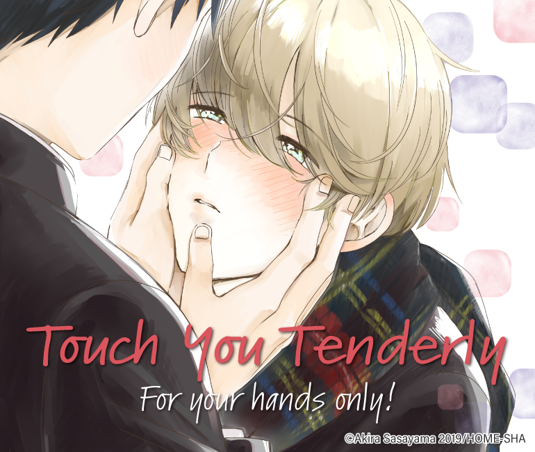 Touch You Tenderly