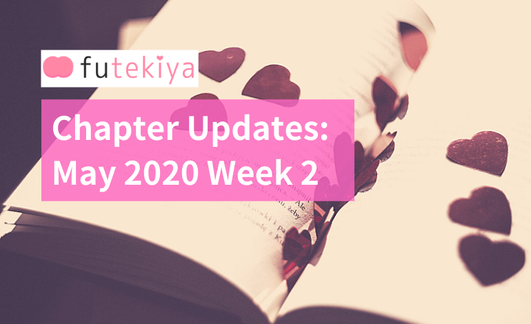 Chapter Updates May Week 2