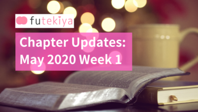 Photo of futekiya Chapter Updates: May 2020 Week 1!
