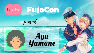 futekiya at FujoCon
