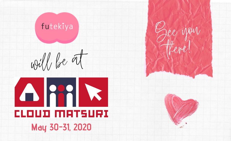 Photo of futekiya will be at Cloud Matsuri!