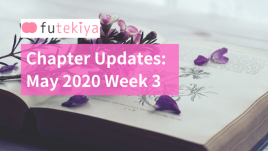 Chapter Updates May Week 3