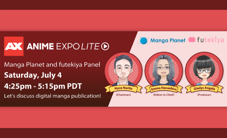 Photo of futekiya will be at Anime Expo Lite!