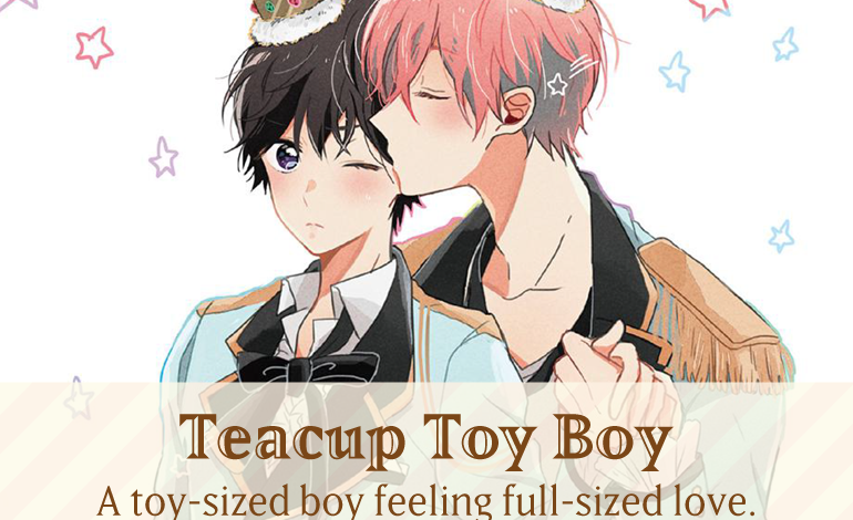 Photo of Teacup Toy Boy