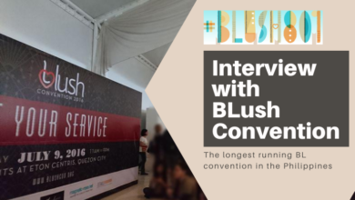 BLush Convention