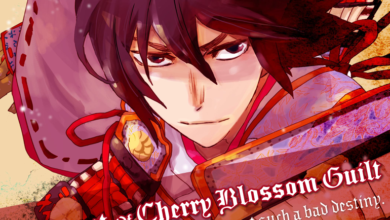 Photo of Contract Of Cherry Blossom Guilt