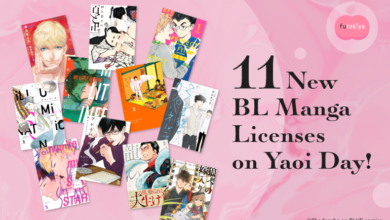 Photo of futekiya Licenses 11 Boys' Love (BL) Titles from Shodensha Publishing