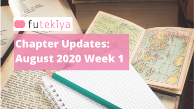 Photo of futekiya Chapter Updates: Week 1, August 2020