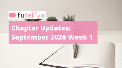 Photo of futekiya Chapter Updates: Week 1, September 2020