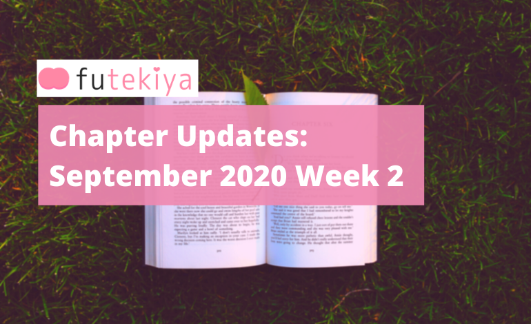 Photo of futekiya Chapter Updates: Week 2, September 2020
