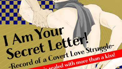 Photo of I Am Your Secret Letter! -Record of a Covert Love Struggle-
