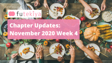 futekiya Updates November Week