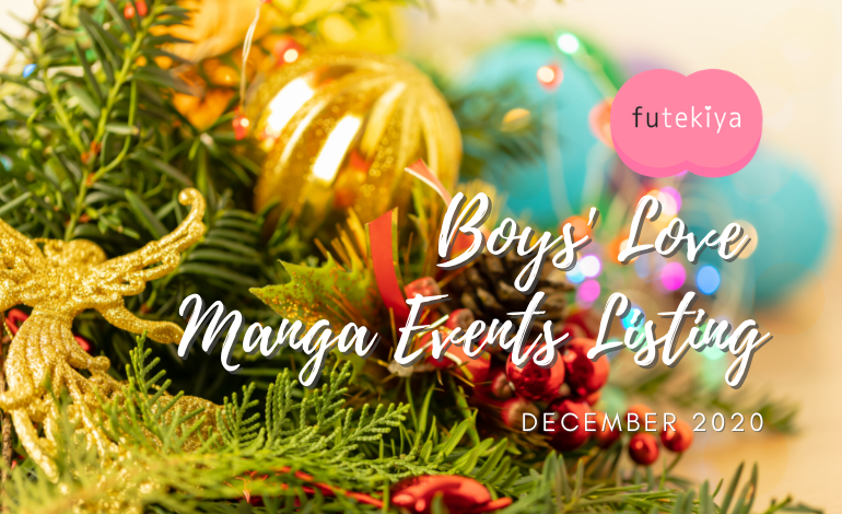 BL Manga Events December