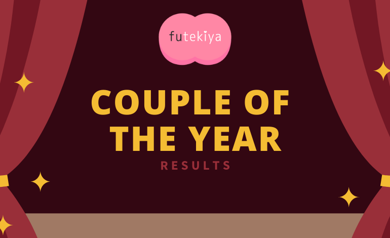Photo of futekiya Couple of the Year 2020 Results