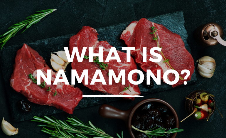 what is namamono